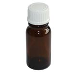 Flesje 10 ml + dop (druppelteller)